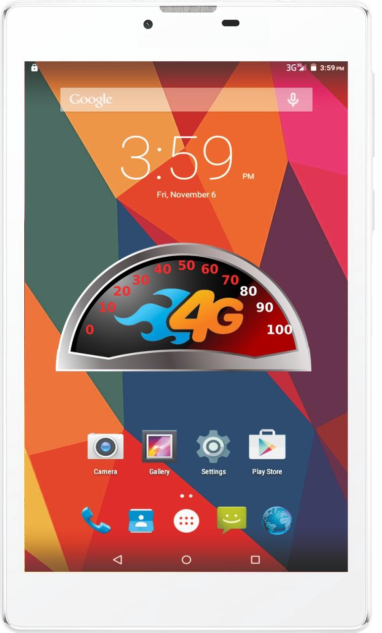 F&U ETB7827 4G Tablet με 7 ιντσών οθόνη