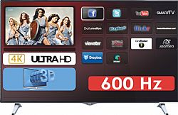 F&U FL3D5501UH 4K ULTRA HD 3D Smart TV 55 ιντσών