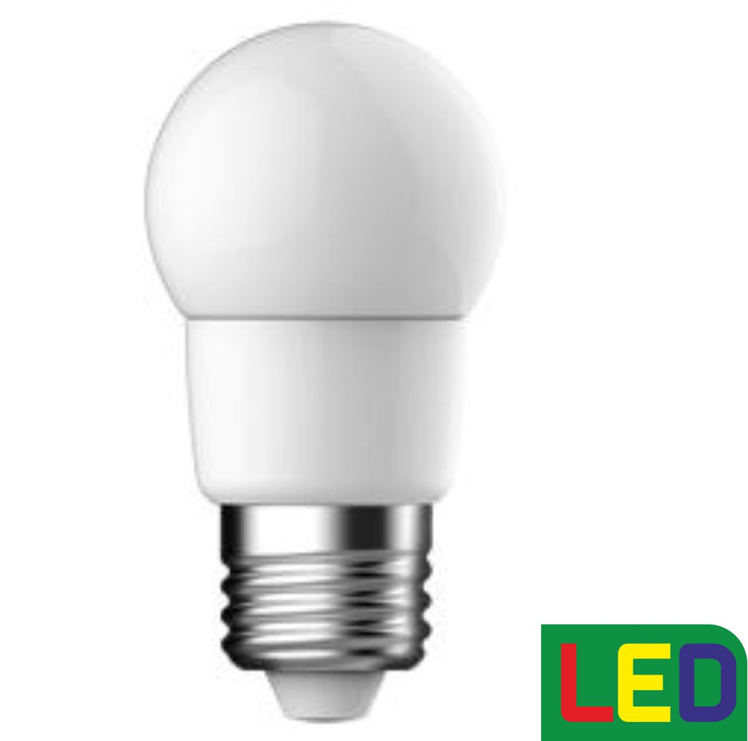 F&U L-G4556C4 LED ΜΙΝΙ ΓΛΟΜΠΟΣ G45 E27 5,6W