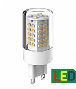 F&U L-G9342/2 LED G9 3.4W ΣΥΣΚΕΥΑΣΙΑ 2ΤΜΧ
