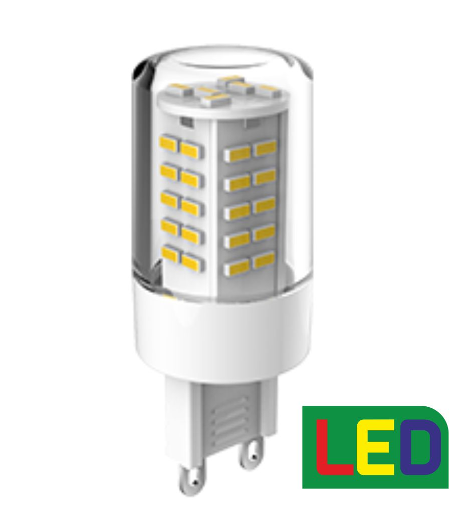 F&U L-G9344/2 LED G9 3.4W ΣΥΣΚΕΥΑΣΙΑ 2ΤΜΧ