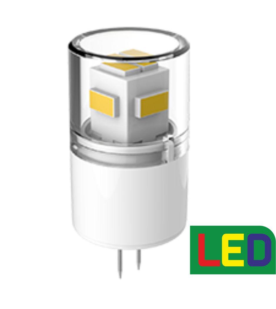F&U L-G4263/2 LED G4 2.6W ΣΥΣΚΕΥΑΣΙΑ 2ΤΜΧ