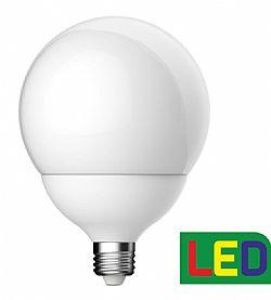 F&U L-G12017C4 LED ΜΕΓΑΛΟΣ ΓΛΟΜΠΟΣ G120 E27 17W