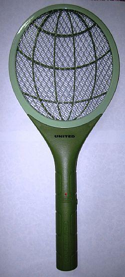 UNITED IK-8235 Ηλεκτρονικό εντομοκτόνο μπαταρίας