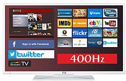 F&U FLS43798NWH SMART LED TV 43 ιντσών