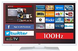 F&U FLS32798NWH SMART LED TV 32 ιντσών