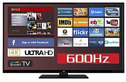 F&U FL2D5502UH 4K ULTRA HD Smart TV 55 ιντσών