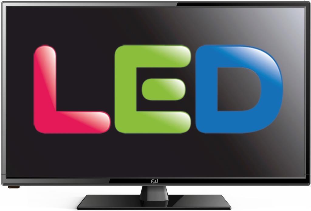F&U FL28106 LED TV 28 ιντσών