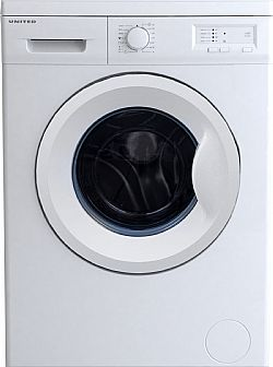 UNITED UWM-6106 ΠΛΥΝΤΗΡΙΟ ΡΟΥΧΩΝ 6KG