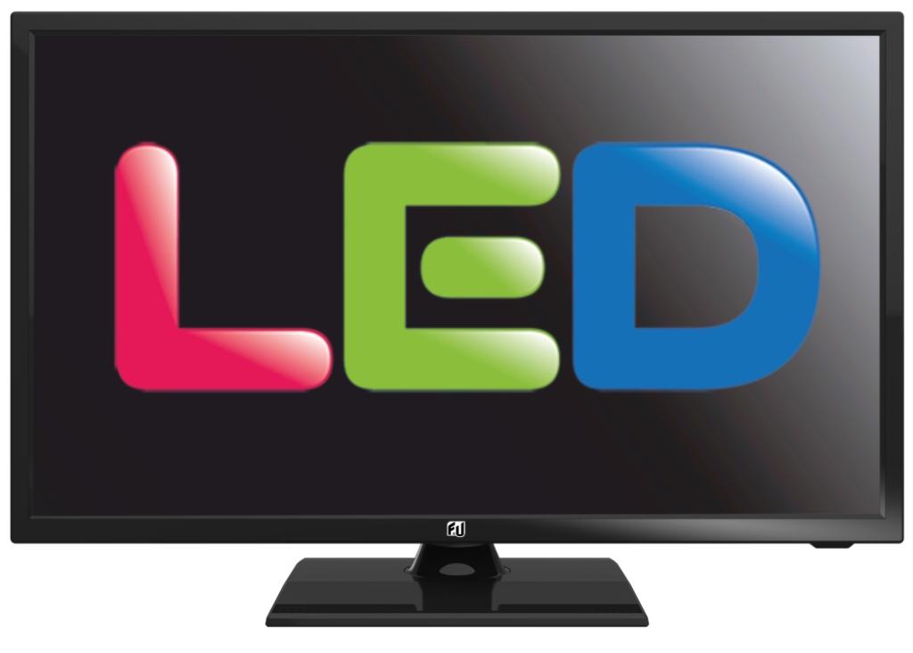F&U FL22104 LED TV 22 ιντσών