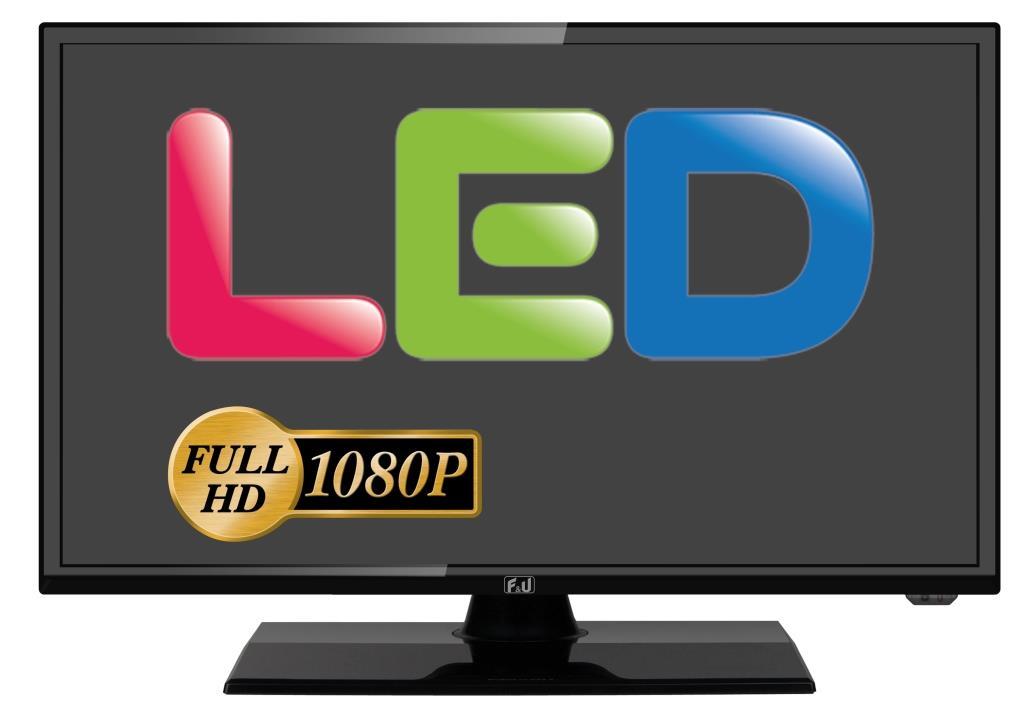 F&U FL24106 LED TV 24 ιντσών