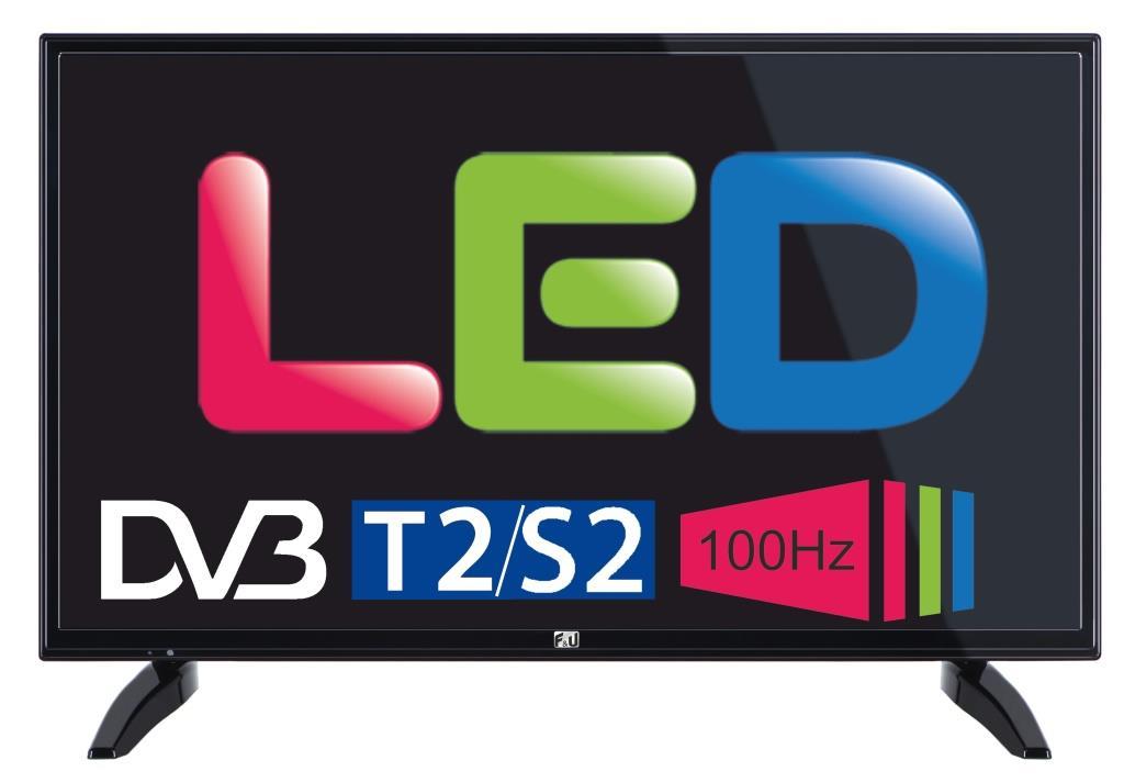 F&U FL32202S LED TV 32 ιντσών