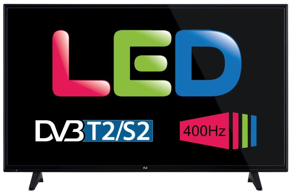 F&U FL43202 LED TV 43 ιντσών