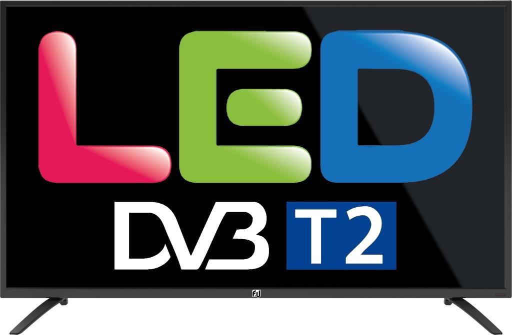 F&U FL40107 LED TV 40 ιντσών