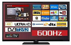 F&U FL2D5503UH 4K ULTRA HD Smart TV 55 ιντσών