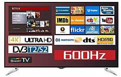F&U FL2D6503UH 4K ULTRA HD Smart TV 65 ιντσών