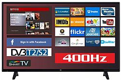F&U FLS43201 Smart LED TV 43 ιντσών