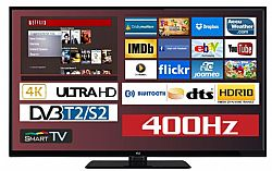 F&U FL2D4305UH 4K ULTRA HD Smart TV 43 ιντσών