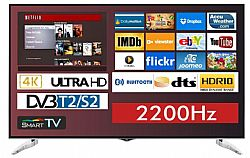 F&U FL2D7503UH 4K ULTRA HD Smart TV 75 ιντσών