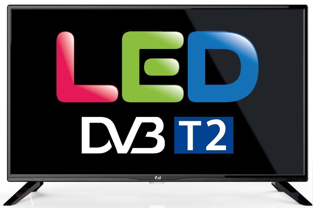 F&U FL32107 LED TV 32 ιντσών
