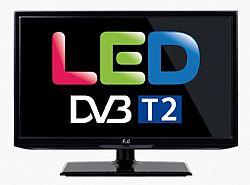 F&U FL20106 LED TV 20 ιντσών