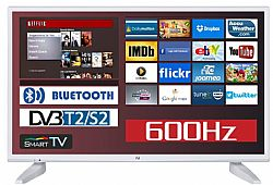 F&U FLS43286WH Smart LED TV 43 ιντσών