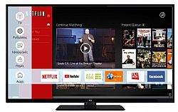 F&U FL2D4903UH 4K ULTRA HD Smart TV 49 ιντσών