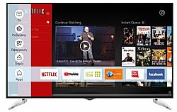 F&U FL2D6504UH 4K ULTRA HD Smart TV 65 ιντσών