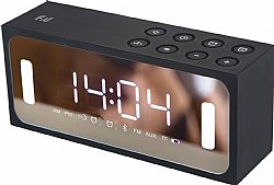 F&U PBT2127B Φορητό Ραδιόφωνο/Ξυπνητήρι & Media Player με Bluetooth
