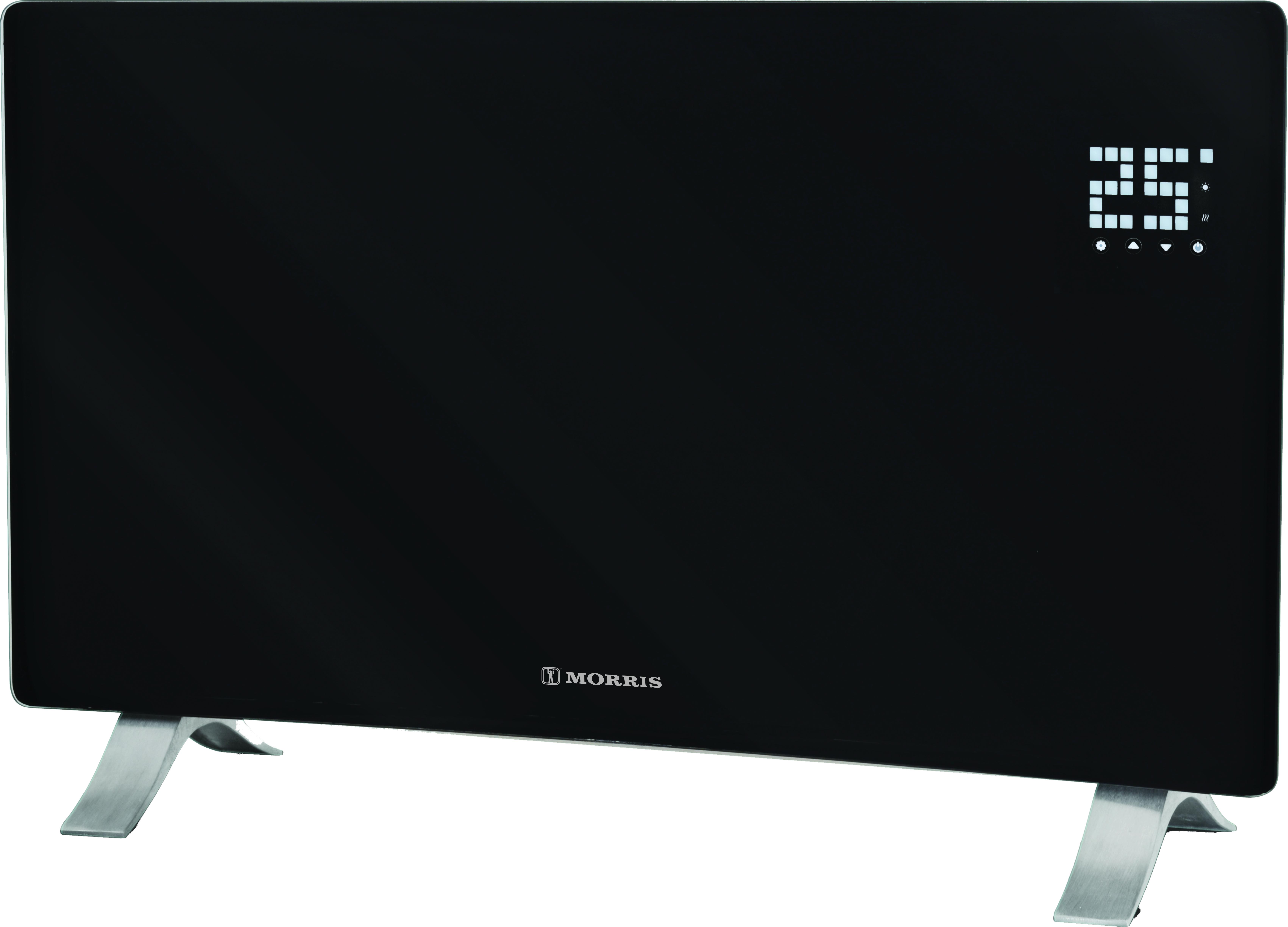 MORRIS MPH-20041 ΘΕΡΜΑΝΤΙΚΟ PANEL ΣΕ ΓΥΑΛΙ 2400W