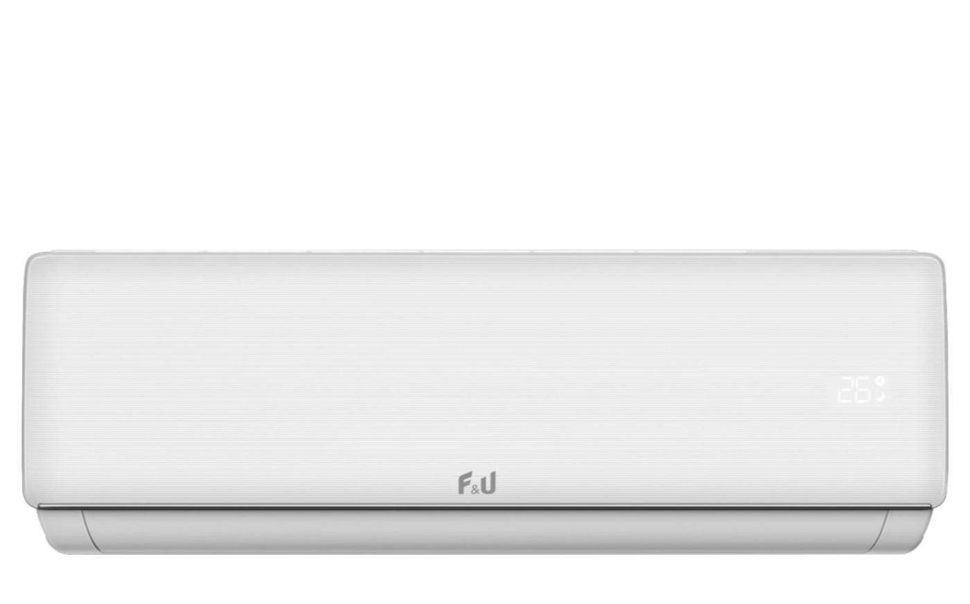 F&U FVIN-12034 ΚΛΙΜΑΤΙΣΤΙΚΟ INVERTER 12000BTU