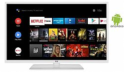F&U FLA4350UHWH 4K ULTRA HD Android TV 43 ιντσών