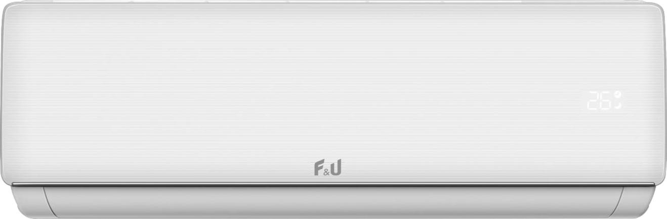 F&U FVIN-09136 ΚΛΙΜΑΤΙΣΤΙΚΟ WiFi INVERTER 9000BTU