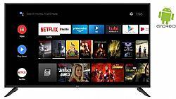 F&U FLA50130UH 4K ULTRA HD Android TV 50 ιντσών