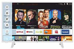 F&U FLS43287 Smart LED TV 43 ιντσών