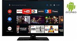 F&U FLA5821UH 4K ULTRA HD Android TV 58 ιντσών