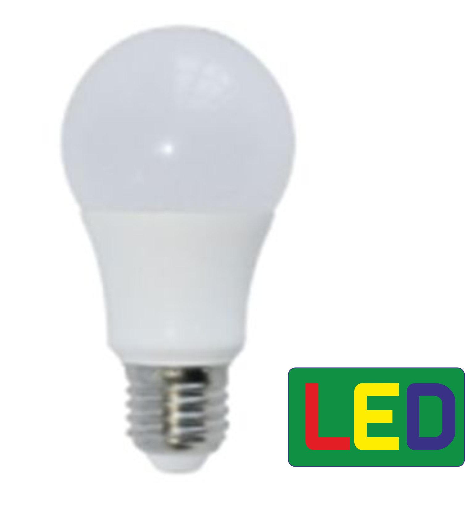F&U L-A10C4 LED ΓΛΟΜΠΟΣ 9,5W E27