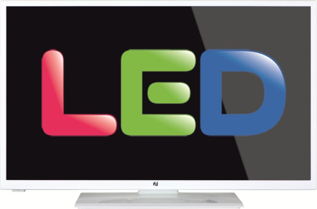 F&U FL32896WH LED TV 32 ιντσών