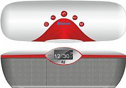 F&U BTP2143R Φορητό media player με Bluetooth