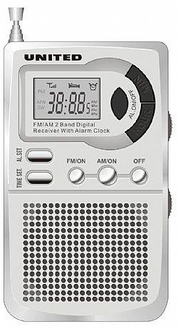 UNITED URD5203 Φορητό ραδιόφωνο