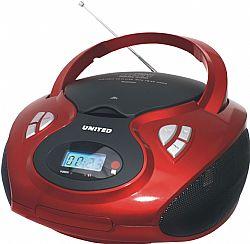 UNITED RCD1340 Φορητό Ραδιο-CD