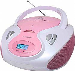 UNITED RCD1342 Φορητό Ραδιο-CD