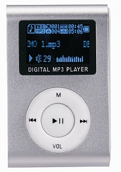F&U MP5918 Media player 8GB