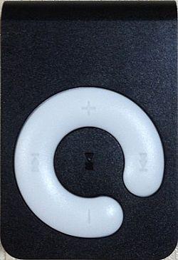 UNITED MP1224 Media player με κάρτα μνήμης 4GB