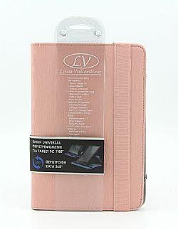 TBC3836 Universal Θήκη για Tablet PC 7,85 ιντσών (Ροζ χρώμα)