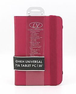 TBC3826 Universal Θήκη για Tablet PC 7,85 ιντσών (Ροζ χρώμα)