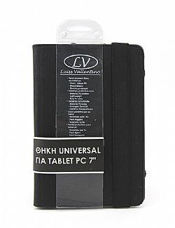 TBC3820 Universal Θήκη για Tablet PC 7 ιντσών (Μαύρο χρώμα)