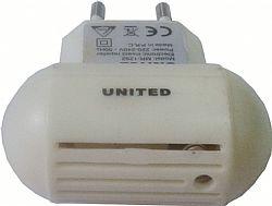 UNITED MR-1252 Ηλεκτρονικό απωθητικό εντόμων με υπερήχους