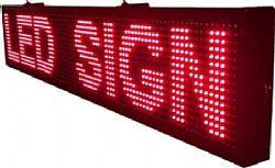 Πινακίδες LED ημι-εξωτερικού χώρου
