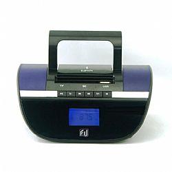 F&U PBT2125 Φορητό Ραδιόφωνο/Ξυπνητήρι & media player με Bluetooth